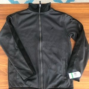 NWT Nautica Black Jacket